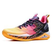 度阿隆戈登联名Q弹科技篮球鞋男春夏季新款舒适耐磨网面透气运动鞋