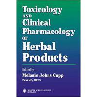 【预订】Toxicology and Clinical Pharmacology of Herbal Products