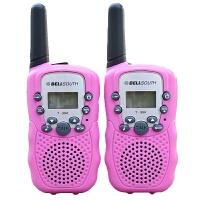 儿童对讲机 4-12岁 远距离儿童对讲机玩具民用户外机无线通话男孩女孩对讲电话机一对