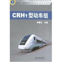 【正版二手书9成新左右】中国高速铁路技术丛书 和谐号动车组技术系列:CRH1型动车组 张曙光 中国铁道出版社