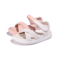 【到手价:159元】暇步士Hush Puppies童鞋19新款蝴蝶结儿童凉鞋女童清新甜美学生鞋(5-10岁可选)DP9