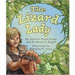 【预订】The Lizard Lady 9781607180661