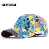 亲子儿童帽子棒球帽母子帽时尚鸭舌帽刺绣嘻哈帽女士太阳帽