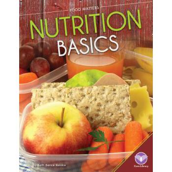 【预订】Nutrition Basics 预订商品,需要1-3个月发货,非质量问题不接受退换货。