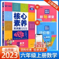 核心素养天天练六年级上册数学北师版2021新版北师大版