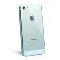 GGMM系列 iPhone5/5S自带防尘塞超薄手机壳 颜色随机