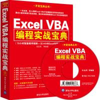 Excel VBA编程实战宝典(配光盘)(开发宝典丛书)