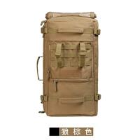 户外背包防水多功能旅行包 实用登山包双肩女男专业大容量背包