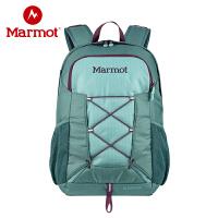 marmot/土拨鼠2018新款户外徒步男女运动休闲双肩背包 24030