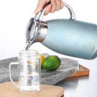 304不锈钢热水瓶家用保温壶真空水壶欧式咖啡壶大容量暖壶礼品2L