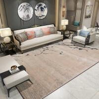 新中式客厅地毯沙发茶几垫卧室书房餐厅家用古典艺术水墨画