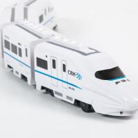 儿童大号电动万向和谐号小火车玩具仿真拖马斯高铁动车模型