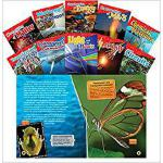 【预订】Let's Explore Physical Science Grades 4-5, 10-Book Set