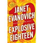 【预订】Explosive Eighteen A Stephanie Plum Novel