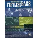【预订】Steve Bailey's Fretless Bass: The Ultimate Fretless Bas