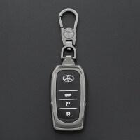 丰田凯美瑞钥匙包八代2018款奕泽皇冠卡罗拉汉兰达雷凌CHR钥匙套
