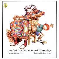 英文原版绘本 Wilfrid Gordon Mcdonald Partridge 威威找记忆 名家Mem Fox