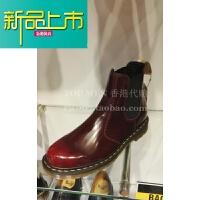 新品上市香港购 .M 马丁2976套脚靴22220121201101