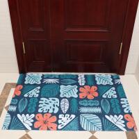 可裁剪ins家用门厅地垫门垫 厨房进门口吸水防滑定制地毯