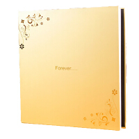 覆膜家庭相册本影集手工创意自粘贴式情侣礼物浪漫纪念册