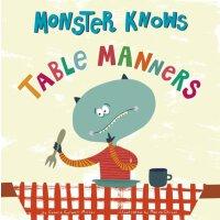 【预订】Monster Knows Table Manners