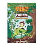 英文原版科学漫画:树 Science Comics: Trees: Kings of the Forest 科普认知读