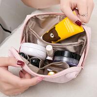旅行化妆包ins风女网红大容量化妆品收纳袋便携小号洗漱包