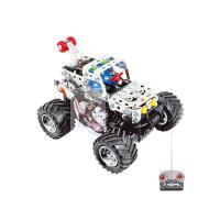 科技系列积木拼装遥控车儿童益智力玩具8-10-12-14岁以上男孩