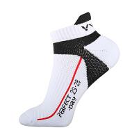 威克多VICTOR SK144羽毛球袜船袜 男秋冬低筒透气舒适专业运动训练袜