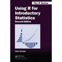 【预订】Using R for Introductory Statistics, Second Edition 9781