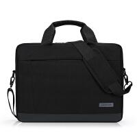 华硕联想电脑包笔记本14寸15寸商务防震男女15.6英寸单肩手提