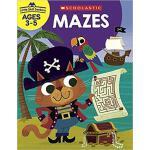 【预订】Little Skill Seekers: Mazes 9781338255614