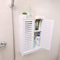 卫生间收纳柜 多功能 卫生间化妆品首饰收纳盒厕所洗漱用品收纳柜免打孔