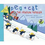 【预订】Peg + Cat: The Penguin Problem 9780763690731