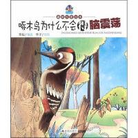 啄木鸟为什么不会得脑震荡 趣味科普绘本 寒松著,华予 绘图 金盾出版社
