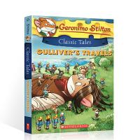 老鼠记者经典故事 格列弗游记 英文原版 GERONIMO STILTON CLASSIC TALES #8: GULL