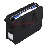 佳能IP0便携式打印机手提包惠普200打印机手提包笔记本电脑包 黑色 可放笔记本打印机 14寸