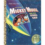 【预订】Mickey Mouse and His Spaceship 9780736436335