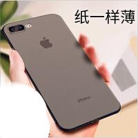iPhone6s/7 plus手机壳6超薄磨砂保护壳8/SP苹果X/XS/XSMAX/XR套P 7p/8p 5.5寸磨