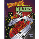 Monsters Destroyed My City! Mazes (【按需印刷】)