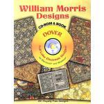 【预订】William Morris Designs CD-ROM and Book