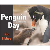 【预订】Penguin Day 9780545206365