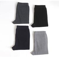 秋冬新款精纺薄款男士羊毛裤羊绒裤保暖裤打底线裤