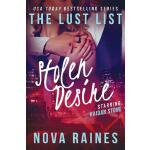 【预订】Stolen Desire: (The Lust List: Kaidan Stone)