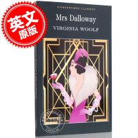 现货 英文原版 Mrs Dalloway 达罗薇夫人 经典小说 英文原版 Woolf, Virginia,Woolf,