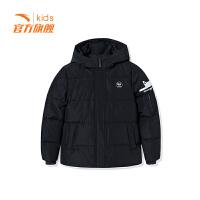 安踏童装女童羽绒服儿童运动服加厚保暖外套36847910