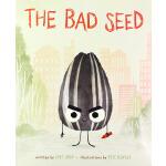 英文原版绘本3 6岁 The Bad Seed 坏种子 良好行为习惯养成 性格培养 儿童启蒙趣味图画故事书 乔里约翰