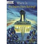 【现货】英文原版 Where Is the Empire State Building? 帝国大厦在哪儿 who wa