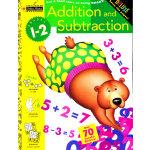 Addtion & Subtraction (Grade1-2, Little Golden Book) 加法和减法(