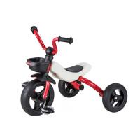 儿童三轮车脚踏车2-6岁童车宝宝折叠小孩自行车1-3幼童溜娃车